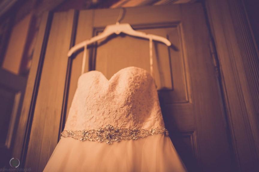 Bryllup på badepensionat Kildegaard i Tisvilde