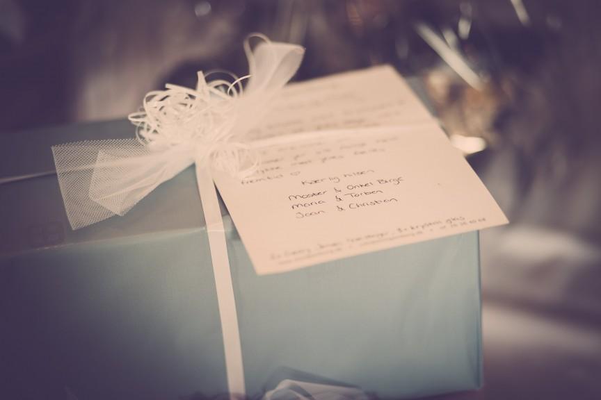 Har du tænkt over hvad du gerne vil have dit navn til at være efter brylluppet?